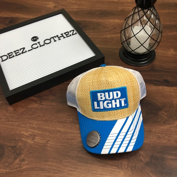 e816f0dd Accessories | Bud Light Trucker Hat | Poshmark